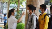 All students in Da Nang City leave school to prevent Covid-19 outbreak from 1a.m. on July 26