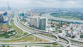 """A view of the proposed innovative hub tentatively calledThu Duc City.The government has approved a proposal by HCMC to mergethree eastern districtsinto one administrative unit, creating a """"city within a city"""". (Photo: SGGP)"""