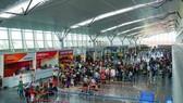 Da Nang International Airport (Photo: SGGP)