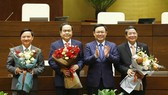 National Assembly elects three new Vice Chairpersons