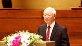Speech of Party leader Nguyen Phu Trong at conference reviewing Directive 05