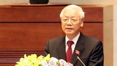 Party chief sends encouragement to Ho Chi Minh City authorities, people