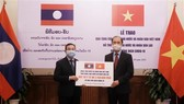 Vietnam offers US$2.5 million, medical supplies to aid Laos' pandemic fight