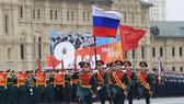 Nga diễu binh mừng 72 năm Ngày Chiến thắng chủ nghĩa phát xít