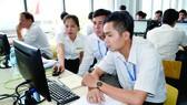 Các trường tham gia chạy thử phần mềm xét tuyển chung do Bộ GD-ĐT tập huấn ngày 13-6 tại Trường ĐH Nguyễn Tất Thành