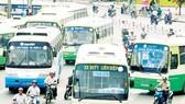 Thực hiện các dự án bến xe buýt theo quy hoạch