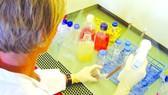 Một phòng thí nghiệm dược phẩm ở Anh
