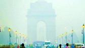 Ô nhiễm không khí ở thủ đô New Delhi