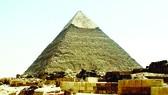 Căn hầm khổng lồ trong lòng kim tự tháp Khufu