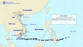 Cơn bão số 16 (bão Tembin) suy yếu thành áp thấp và tan dần