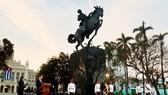 Khánh thành tượng anh hùng Jose Marti  tại La Habana