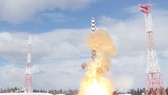 Nga phóng thành công tên lửa đạn đạo xuyên lục địa (ICBM) RS-28 Sarmat
