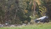 Chiếc Boeing 737-201 của hãng Cubana de Aviacion rơi ở Boyeros, vùng nông thôn cách phía Nam Havana khoảng 20 km. REUTERS