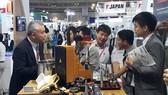Nhiều doanh nghiệp nội tìm hiểu công nghệ Nhật Bản tại Triển lãm thiết bị công nghiệp tổ chức ở quận 7, TPHCM