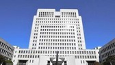 Trụ sở Tòa án Tối cao Hàn Quốc ở Seoul, Ảnh: KYODO/TTXVN