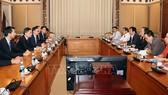 Thúc đẩy hợp tác giữa TPHCM và Thượng Hải