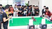 Hutech TVTH dự giải Robo Fight thế giới