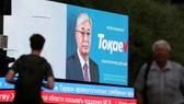 Tổng thống lâm thời Kassym-Jomart Tokayev là một trong 7 ứng cử viên tổng thống. Ảnh: Reuters