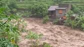 Lũ quét gây nhiều thiệt hại ở Thanh Hóa