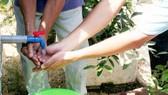 Hỗ trợ để người dân đóng 300.000 giếng khoan ở nông thôn