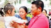 """41 ngư dân trở về từ """"cõi chết"""""""