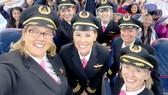 Chuyến bay kêu gọi bình đẳng giới