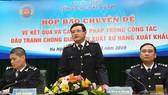 Tổng cục Hải quan tổ chức họp báo chuyên đề về kiểm tra sau thông quan xuất xứ hàng hóa xuất khẩu