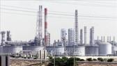Một cơ sở khai thác dầu tại Jubail, Saudi Arabia. Ảnh: AFP/TTXVN