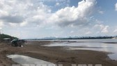 Nước sông Mekong thấp hơn cùng kỳ 2 năm trước