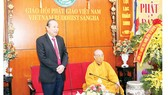 Chúc mừng Đại lễ Phật đản Phật lịch 2564