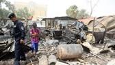 Iraq: Rocket rơi bên ngoài sân bay ở thủ đô Baghdad