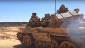 Syria: Quân chính phủ bị IS sát hại