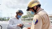 TPHCM ngày đầu tổng kiểm soát giao thông đường bộ: Xử phạt 228 phương tiện vi phạm