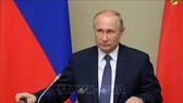 Tổng thống Nga Vladimir Putin. Ảnh: THX/TTXVN