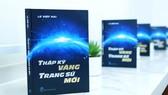 """Giới thiệu sách """"Thập kỷ vàng – Trang sử mới"""" và giao lưu với tác giả Lê Viết Hải"""