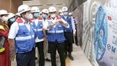 Sớm cho chuyên gia nước ngoài nhập cảnh, thực hiện tuyến Metro số 1