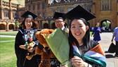 Sinh viên nước ngoài tại trường đại học Sydney, Australia. Ảnh tư liệu: AFP/TTXVN