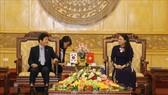Chủ tịch Quốc hội Hàn Quốc Park Byeong-Seug thăm và làm việc tại Ninh Bình