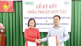 Chi hội Nhà Yến Việt Nam ký thỏa thuận hợp tác với Trung tâm Kiểm tra vệ sinh thú y Trung ương II