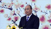 Thủ tướng Nguyễn Xuân Phúc phát biểu. Ảnh: TTXVN