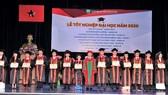 Lễ tốt nghiệp đại học hệ chính quy Trường Đại học Y khoa Phạm Ngọc Thạch