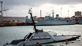 Siêu tàu robot Madfox. Nguồn: Royal Navy
