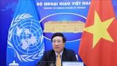 Việt Nam phấn đấu hoàn thành xuất sắc vai trò Chủ tịch Hội đồng Bảo an LHQ