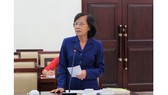 Chia sẻ kinh nghiệm với nữ ứng viên đại biểu HĐND
