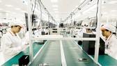 Nhà máy sản xuất điện thoại Vsmart của Tập đoàn Vingroup đặt tại Hải Phòng, Việt Nam. Ảnh: Reuters