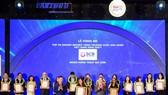 SCB vào Top 500 Doanh nghiệp tăng trưởng nhất Việt Nam 2021