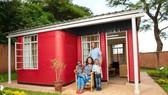 Nhà ở in bằng công nghệ 3D  ở Malawi