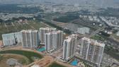 DN bất động sản hiện gặp nhiều khó khăn. Trong ảnh: Dự án chung cư Mizuki Park Nam Long, huyện Bình Chánh. Ảnh: CAO THĂNG