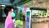 LG Việt Nam ra mắt Safe Pass quét dò thân nhiệt tự động từ xa