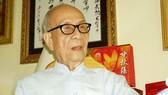 Giáo sư, Anh hùng Lao động Vũ Khiêu qua đời, hưởng thọ 105 tuổi